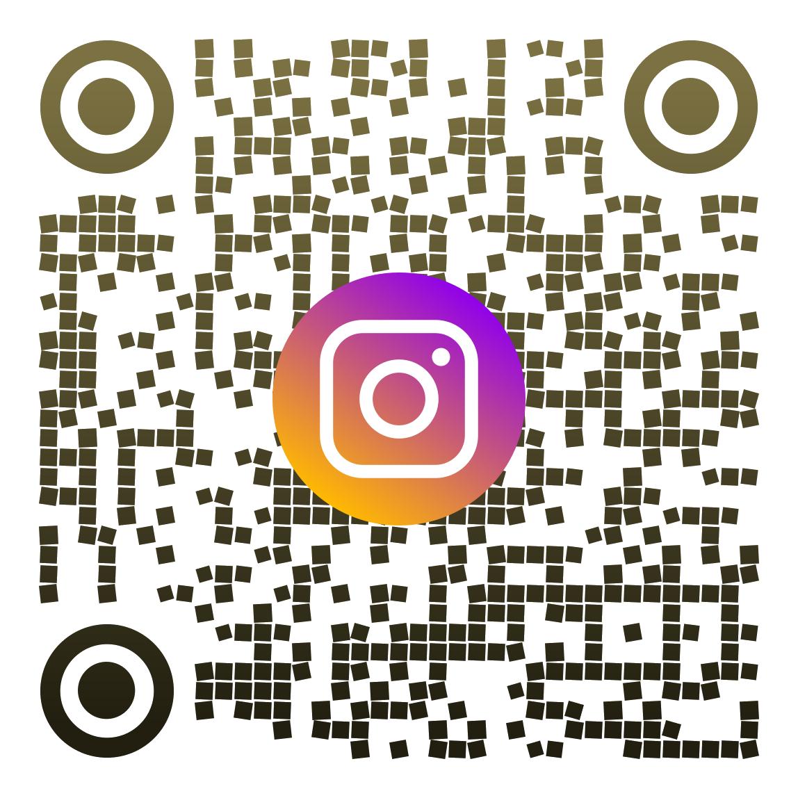 My Instagram qr code Address, Amin Monfared.